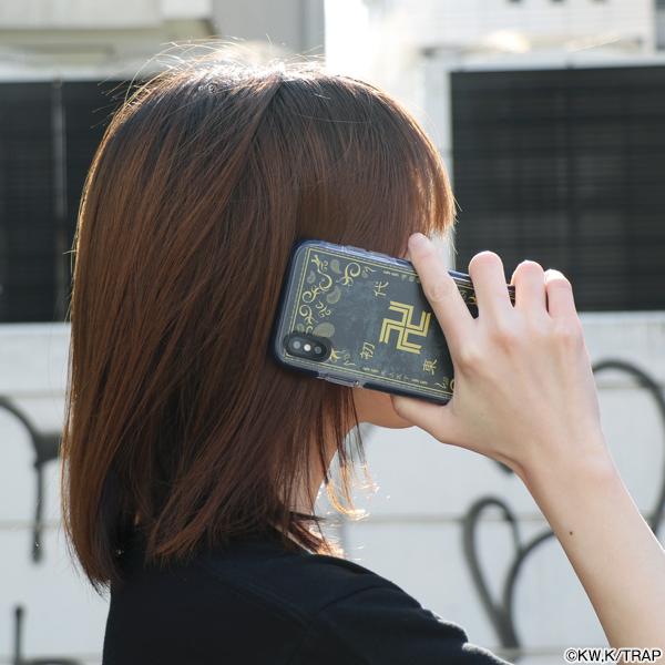 東京リベンジャーズ 「東京卍會」 iPhoneケース