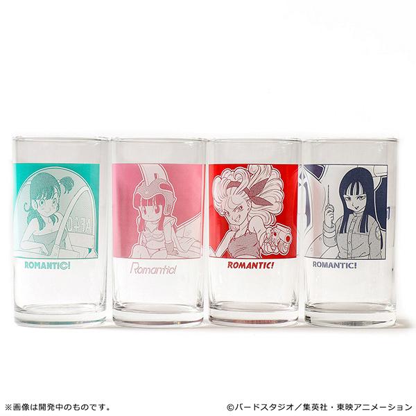 ドラゴンボール Romantic Glass