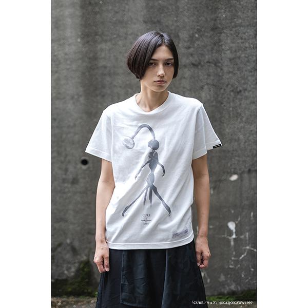 黒沢清 アパレルコレクション CURE キュア シャワーヘッド T-Shirt