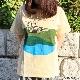 EGO-WRAPPIN' 「満ち汐のロマンス」Tシャツ(復刻)