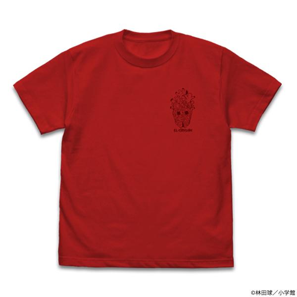 ドロヘドロ 心 Tシャツ Ver.2.0