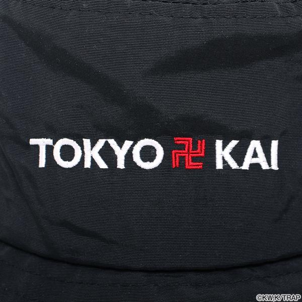 東京リベンジャーズ 「東京卍會」バケットハット