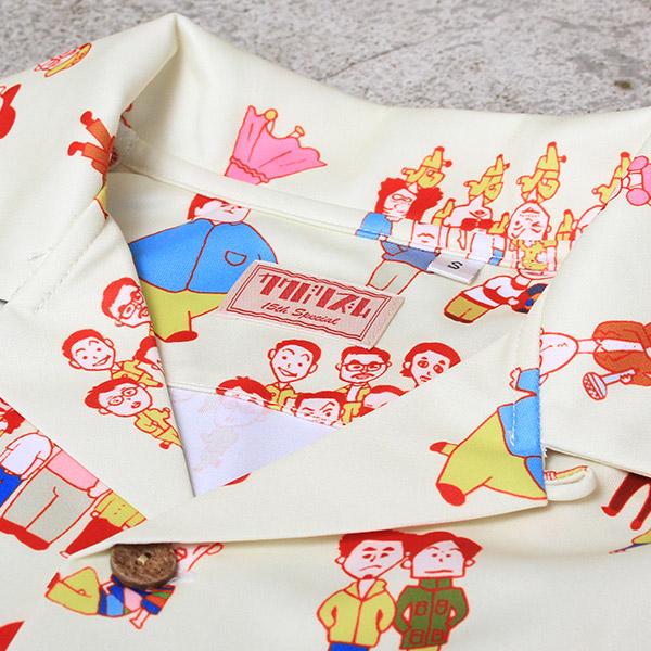 カクバリズム 15th記念アロハシャツ