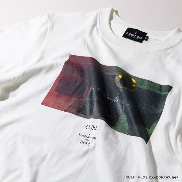 黒沢清 アパレルコレクション CURE キュア 蓄音機 T-Shirt