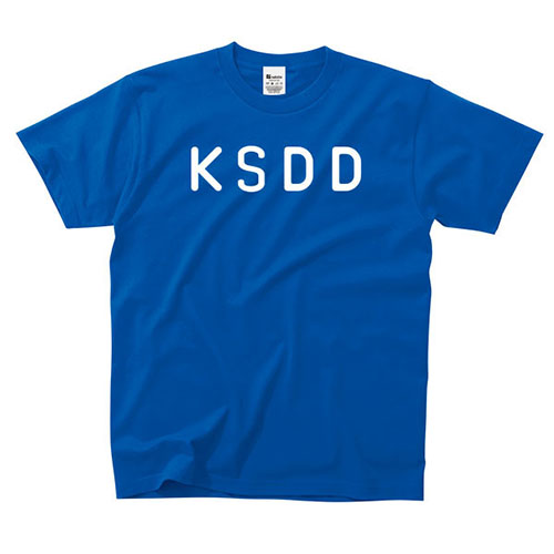 KSDD Tシャツ 2.0