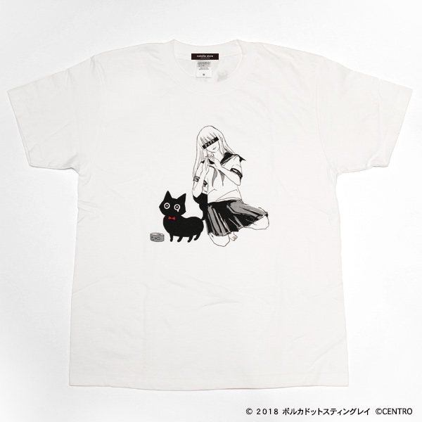 ライブナタリー201804 コラボTシャツ