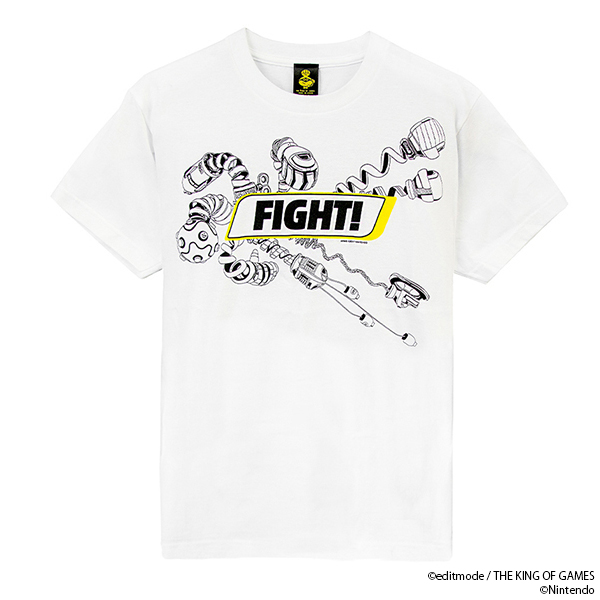THE KING OF GAMES ARMS FIGHT! Tシャツ
