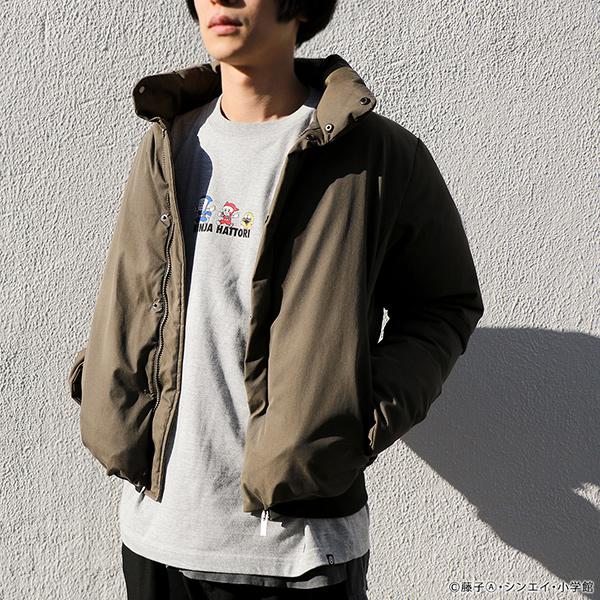 藤子不二雄(A) 忍者ハットリくん スリーショットTシャツ