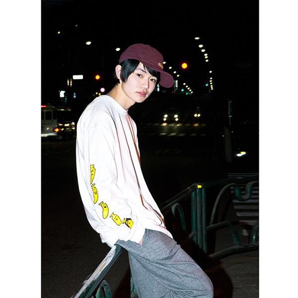 MAGiC NEMES(MAGiC BOYZ) ロングスリーブTシャツ