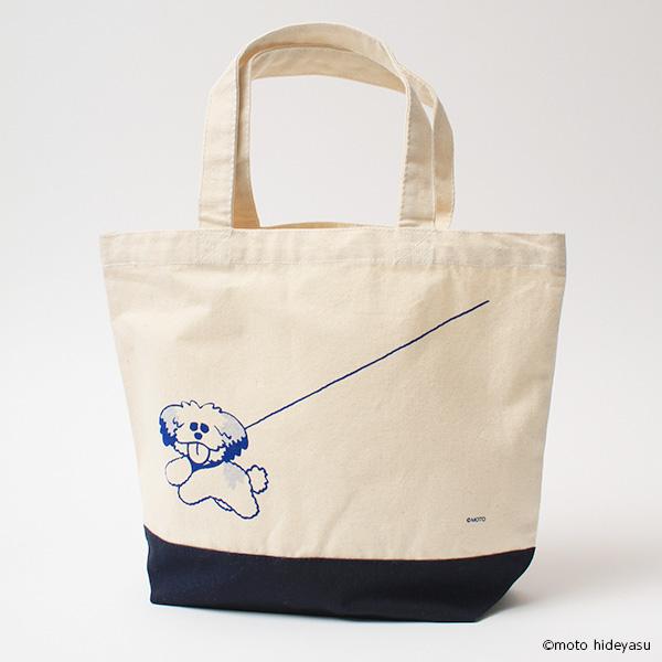モコゾウ おさんぽトートバッグ