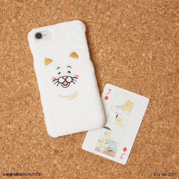 KEORA KEORA×ネコノヒー ファーiPhoneケース