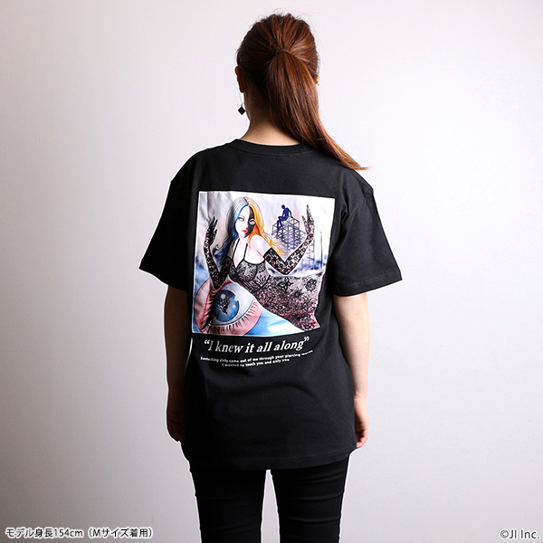 MUCC×伊藤潤二 「娼婦」Tシャツ