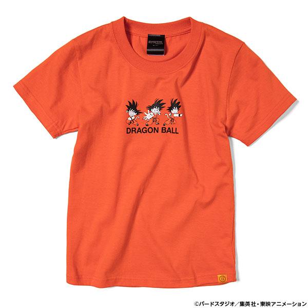 ドラゴンボール ジャン拳Tee(キッズサイズ)