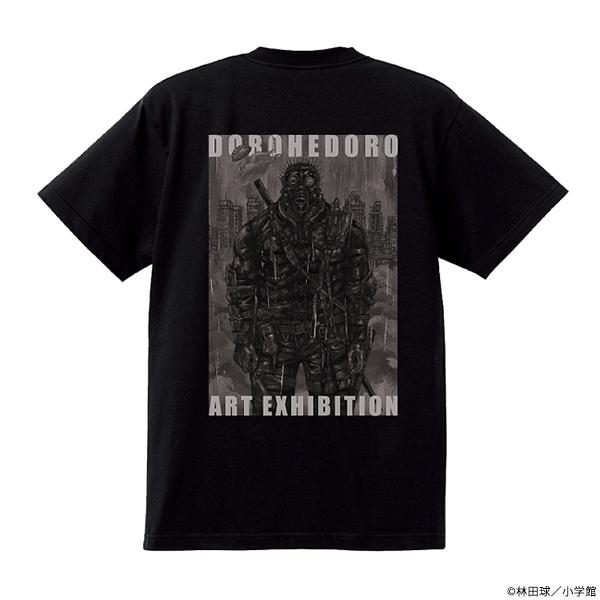 ドロヘドロ原画展 Tシャツ