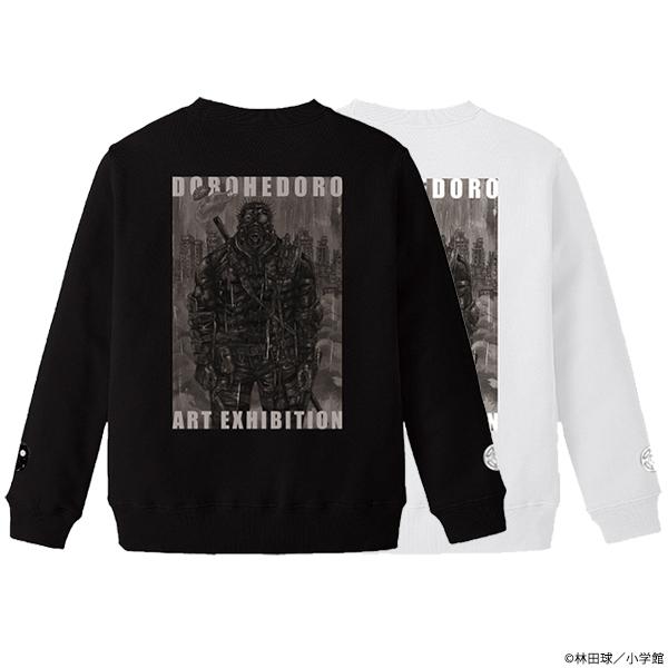ドロヘドロ原画展 ロングTシャツ