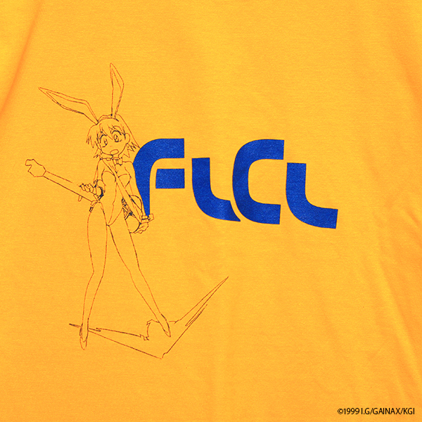 フリクリ オリジナルTシャツ HARUKO