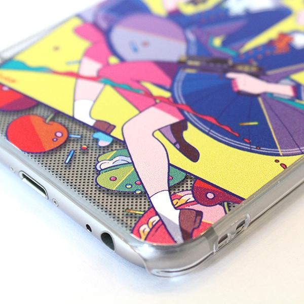 脳漿炸裂ガール iPhoneケース(5/5s、6用)