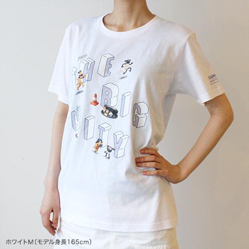 ひつじのショーン THE BIG CITY Tシャツ