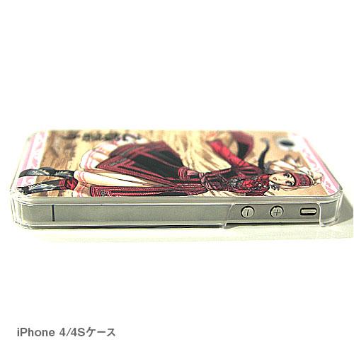 【50%OFFセール】乙嫁iPhoneケース D 1巻表紙のアミル(マットタイプ)