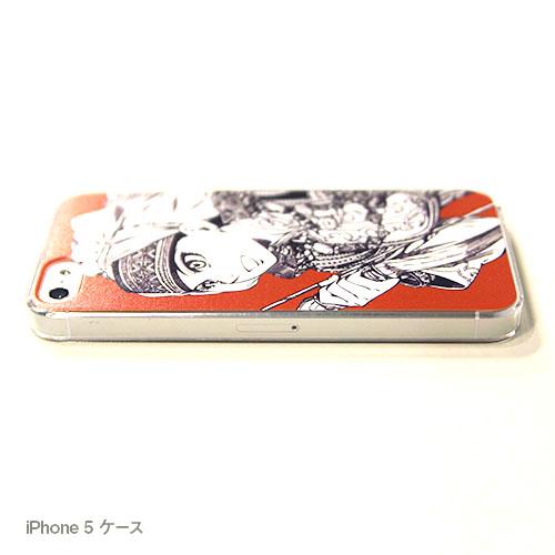 乙嫁iPhoneケース H 風ふけばアミル(マットタイプ)