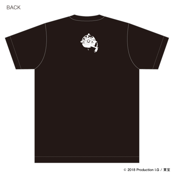 劇場版フリクリ BASS Tシャツ