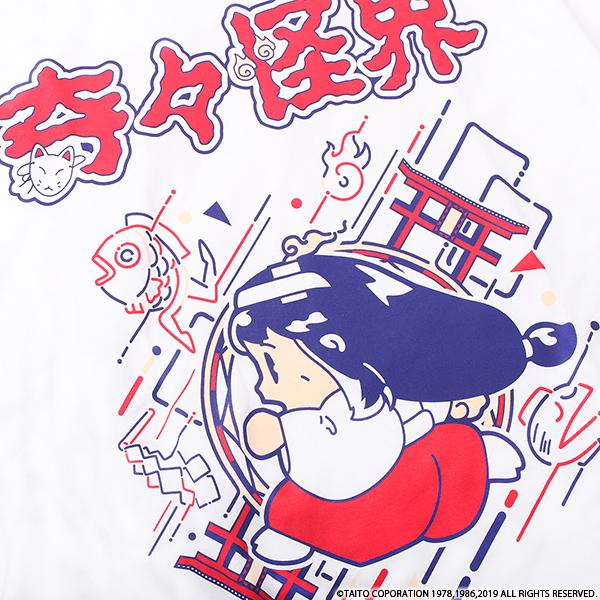 VIDEO GAME TOKYO 奇々怪界 Tシャツ