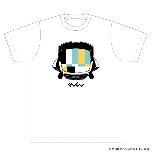 劇場版フリクリ KANCHI Tシャツ