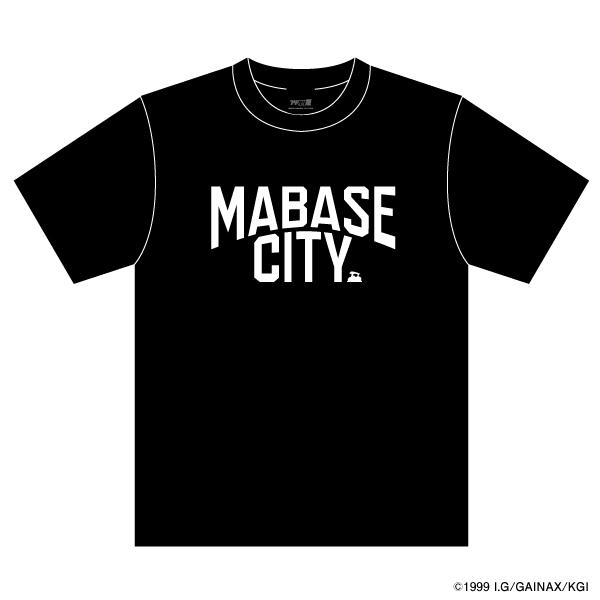 フリクリ MABASE CITY Tシャツ