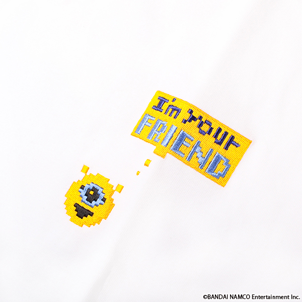 VIDEO GAME TOKYO バラデューク 刺繍Tシャツ