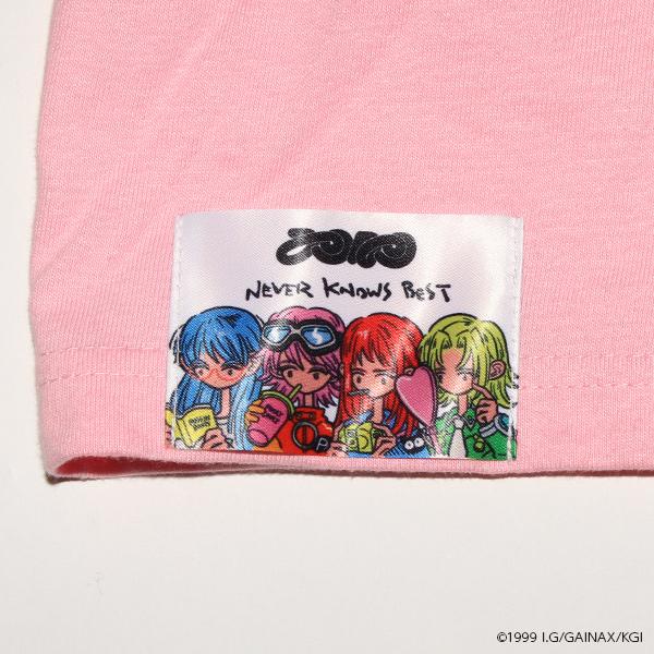 フリクリ クリエイターコラボTシャツ(JennyKaori)