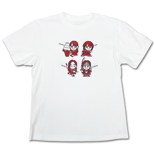 ライブナタリー TEAM SHACHI Tシャツ