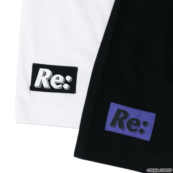 Re:ゼロから始める異世界生活 SCENE Tシャツ