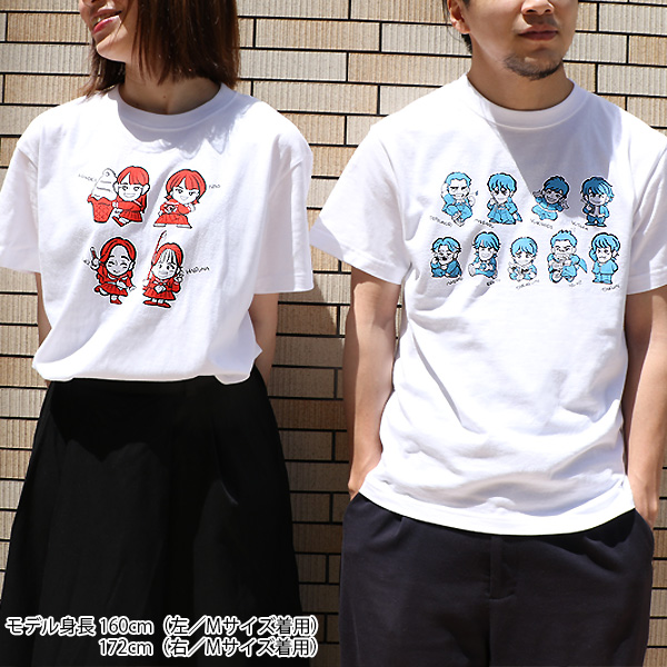 ライブナタリー BOYS AND MEN Tシャツ