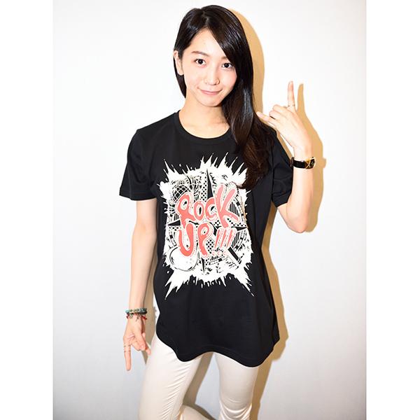 「ROCK UP!!!」1st(ベイビーレイズJAPAN)記念Tシャツ