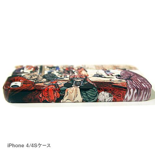乙嫁iPhoneケース A エイホン家の庭(写真プリントタイプ)