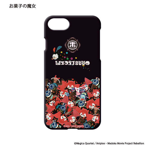 劇場版 魔法少女まどか☆マギカ iPhoneケース