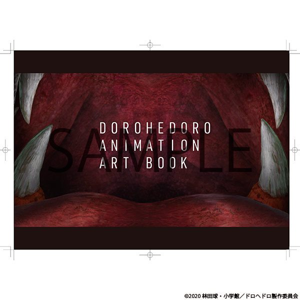 ドロヘドロ ANIMATION ART BOOK