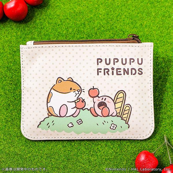 星のカービィ PUPUPU FRIENDS ティッシュポーチ
