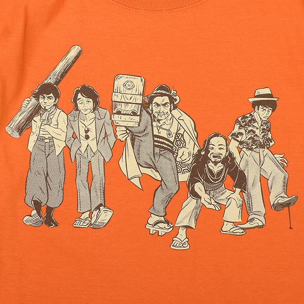 ウルフルズ×Creepy Nuts コラボTシャツ(BANQUET vol.3記念)