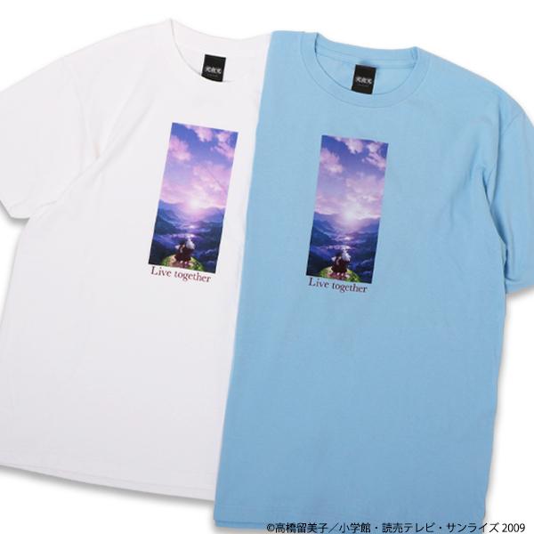 犬夜叉 Tシャツ(犬夜叉&かごめ)