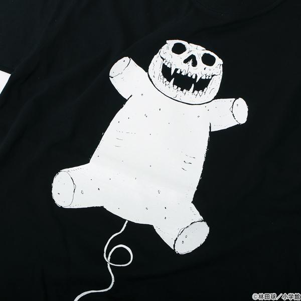 大ダーク 光るよ!モージャTシャツ