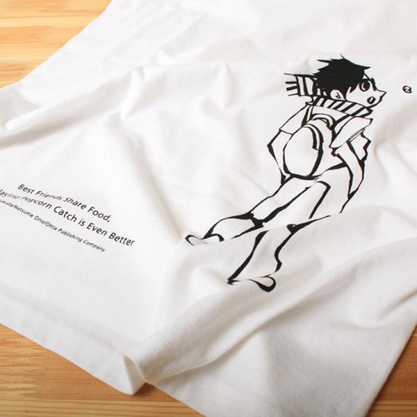 【復刻】フード理論 ポップコーンキャッチTシャツ<受け>