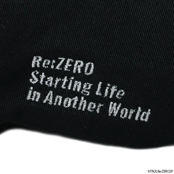 Re:ゼロから始める異世界生活 【Re:】キャップ