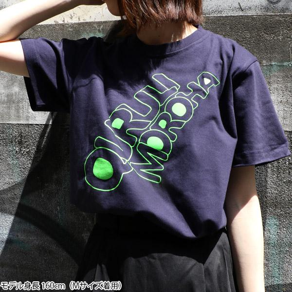 ライブナタリー くるり×MOROHA Tシャツ