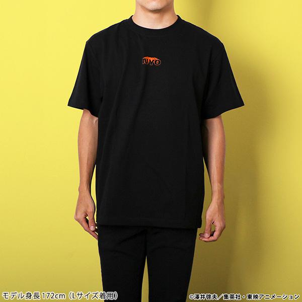 ボボボーボ・ボーボボ 亀ラップTシャツ