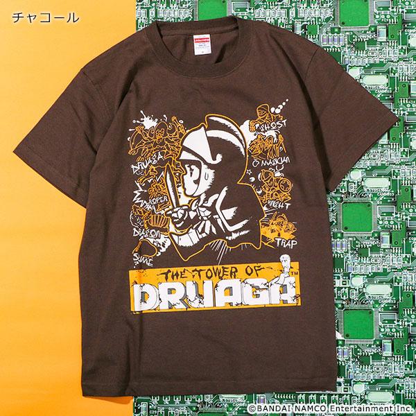 VIDEO GAME TOKYO ドルアーガの塔 Tシャツ