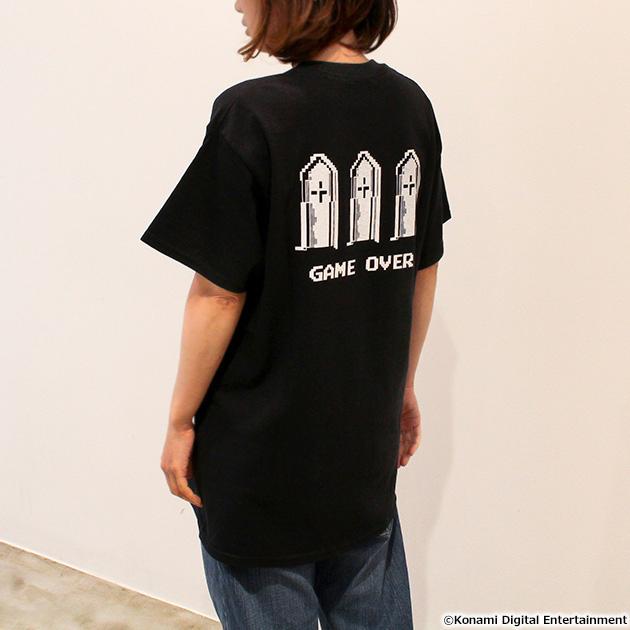 VIDEO GAME TOKYO 悪魔城ドラキュラ 死神シリーズ Tシャツ