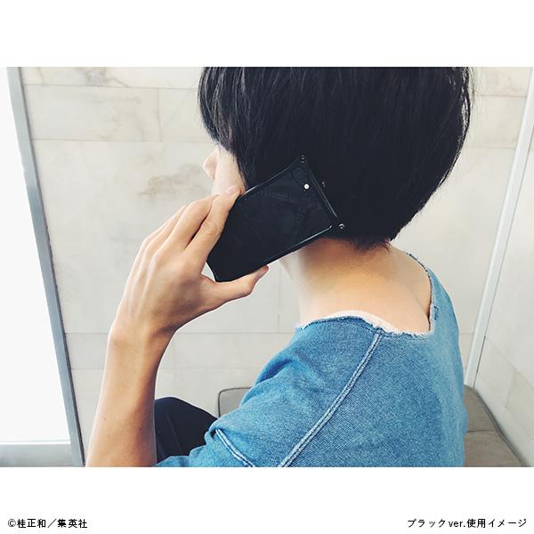 電影少女 GILD designソリッドバンパー(iPhone7/8、iPhone X)