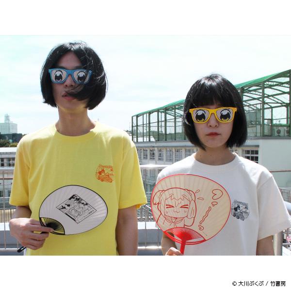ポプテピピック 夏をSUCCESS!!Tシャツ