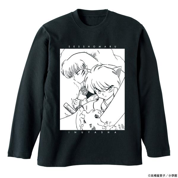 犬夜叉 ロングTシャツ 犬夜叉&殺生丸
